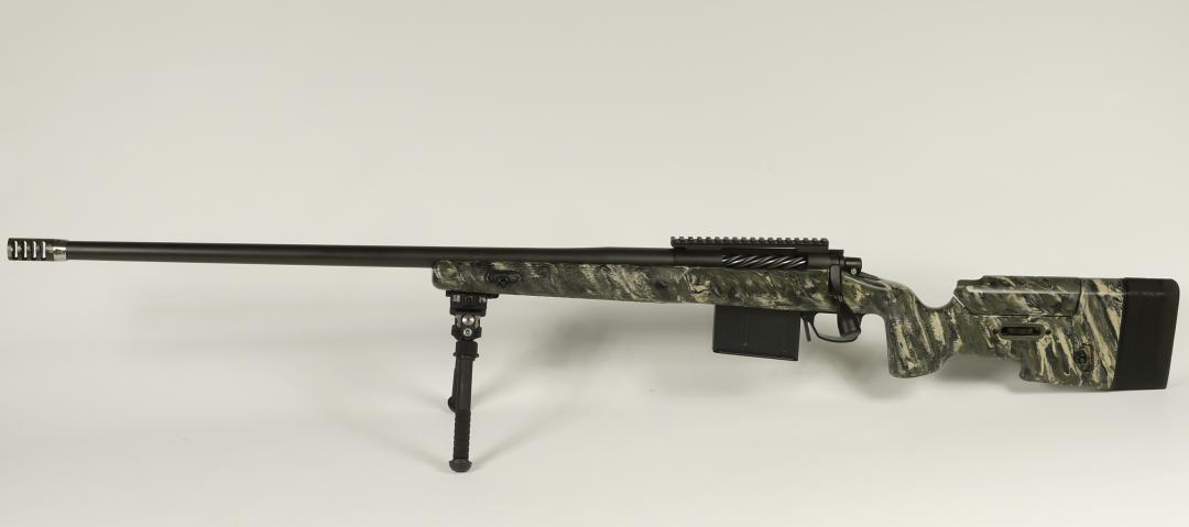 Pierce .300 Norma Magnum vänster